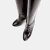 Bottes en cuir bata, Noir, 794-6726 - 17