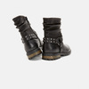 BOTTINES ENFANT mini-b, Noir, 391-6349 - 15
