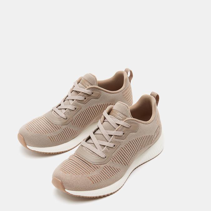 Chaussures Femme skechers, Beige, 509-3122 - 26