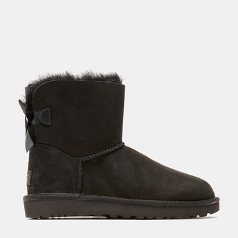 BOTTINES EN CUIR ugg, Noir, 593-6390 - 13