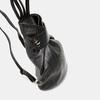 Sac à dos en cuir bata, Noir, 964-6360 - 17