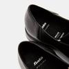 Chaussures à lacets femme bata, Noir, 524-6540 - 17