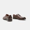 chaussures basses en cuir homme bata, Brun, 824-4264 - 15