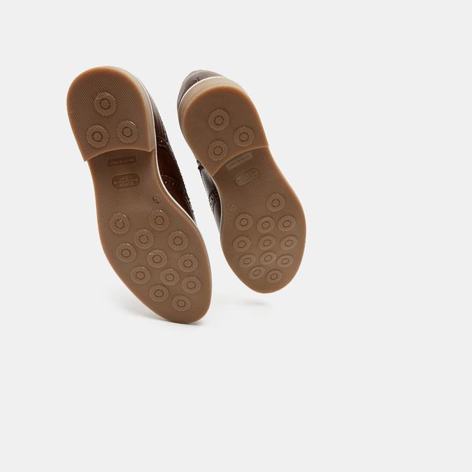 Chaussures à lacets homme bata-rl, Brun, 824-3132 - 19