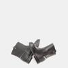 Bottines à semelle compensée intérieure bata, Noir, 591-6256 - 15