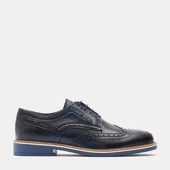Chaussures à lacets homme bata-rl, Bleu, 824-9132 - 13