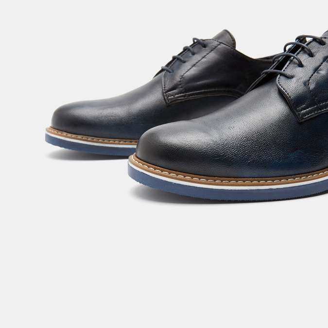 Chaussures à lacets homme bata-rl, Bleu, 824-9149 - 15