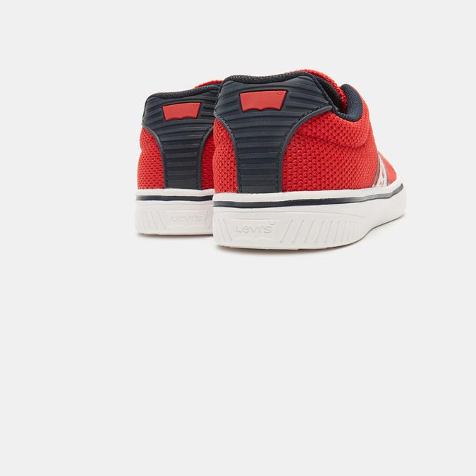 Baskets enfant levis, Rouge, 319-5237 - 19