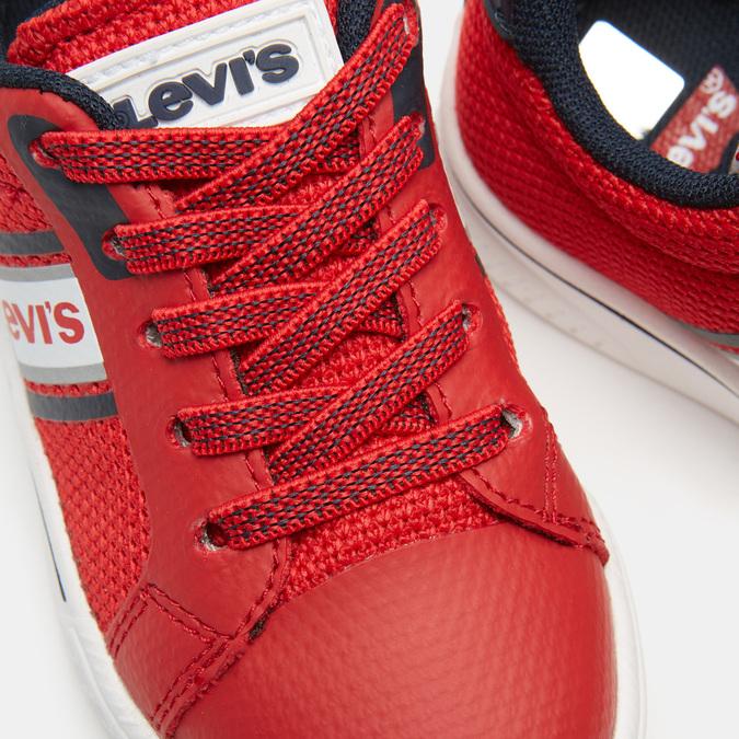 Baskets enfant Levis levis, Rouge, 219-5237 - 16