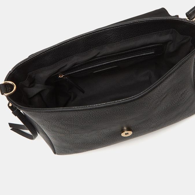sac femme bata, Noir, 961-6327 - 17
