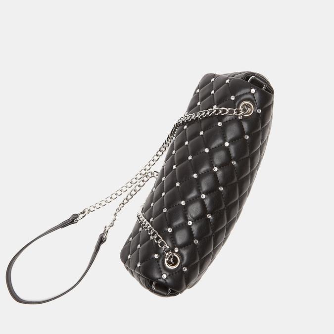Sac bandoulière à l'épaule bata, Noir, 961-6683 - 16