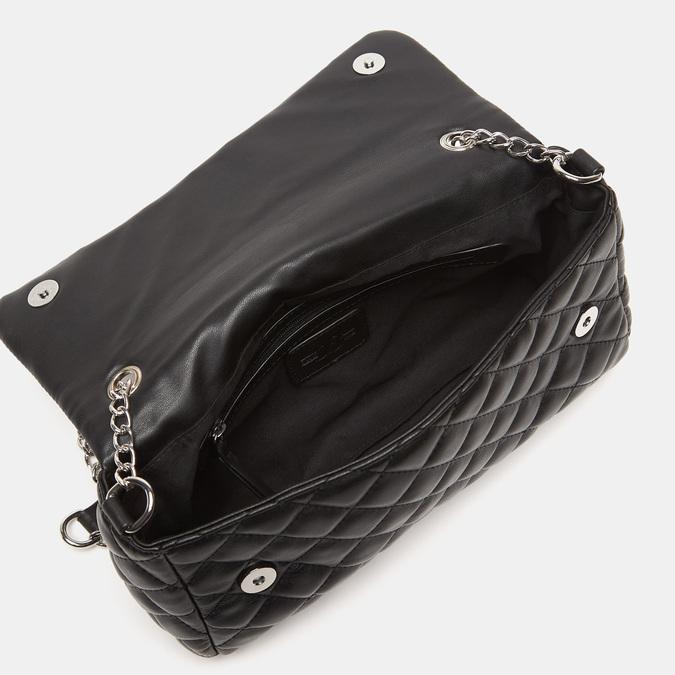 Sac bandoulière à l'épaule bata, Noir, 961-6683 - 15
