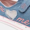 Baskets enfant mini-b, Bleu, 329-5111 - 26