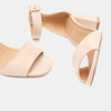 Sandales à bride autour de la cheville bata, Rouge, 769-5893 - 16