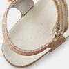 Sandales fille lulu, Or, 369-3110 - 17