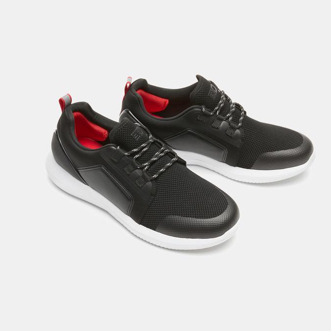 Tennis homme, Noir, 849-6992 - 26