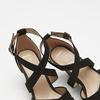 Sandales à bride autour de la cheville bata, Noir, 769-6891 - 15