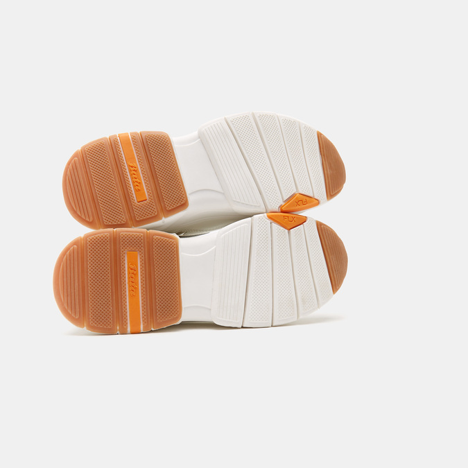 BASKETS FEMME flexible, Blanc, 529-1440 - 17