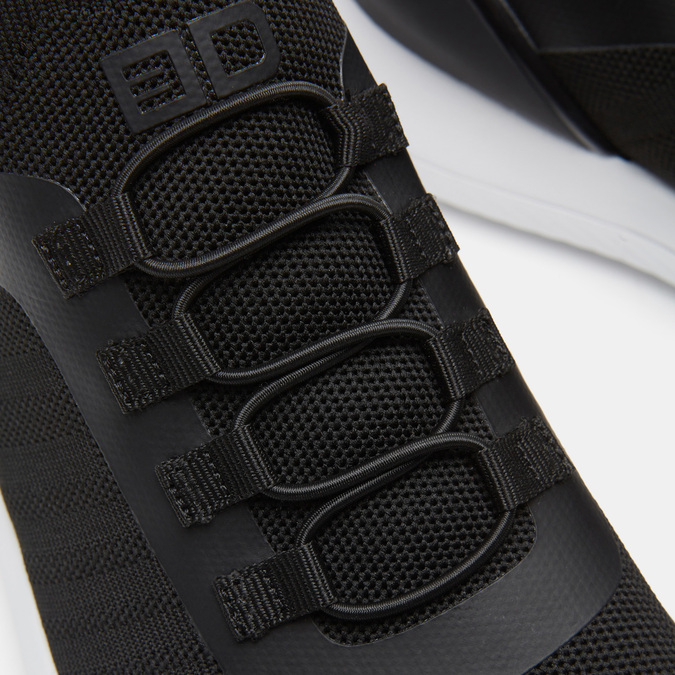 Baskets Slip-on Bata 3D Energy bata-3d-energy, Noir, 849-6991 - 16