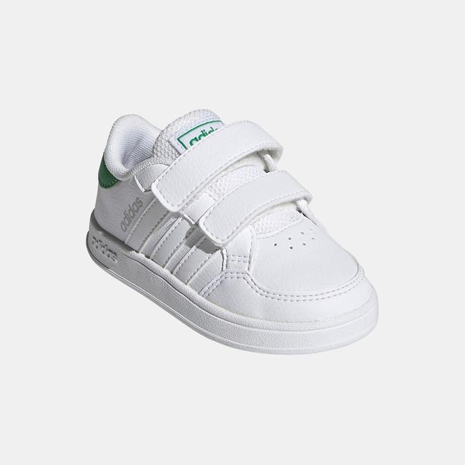 Baskets enfant Adidas adidas, Blanc, 101-1731 - 26