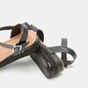 Sandales femme à plateforme bata, Noir, 761-6943 - 17