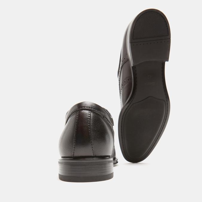 Chaussures à lacets homme, Noir, 824-6112 - 17