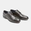 Chaussures à lacets homme, Noir, 824-6112 - 26