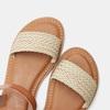Sandales fille mini-b, Blanc, 361-1430 - 17