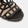 Sandales à talon aiguille bata, Noir, 761-6880 - 26