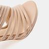 Sandales à talon aiguille bata-rl, Rose, 761-5854 - 26