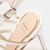 Sandales à talon aiguille bata, Blanc, 761-8880 - 19