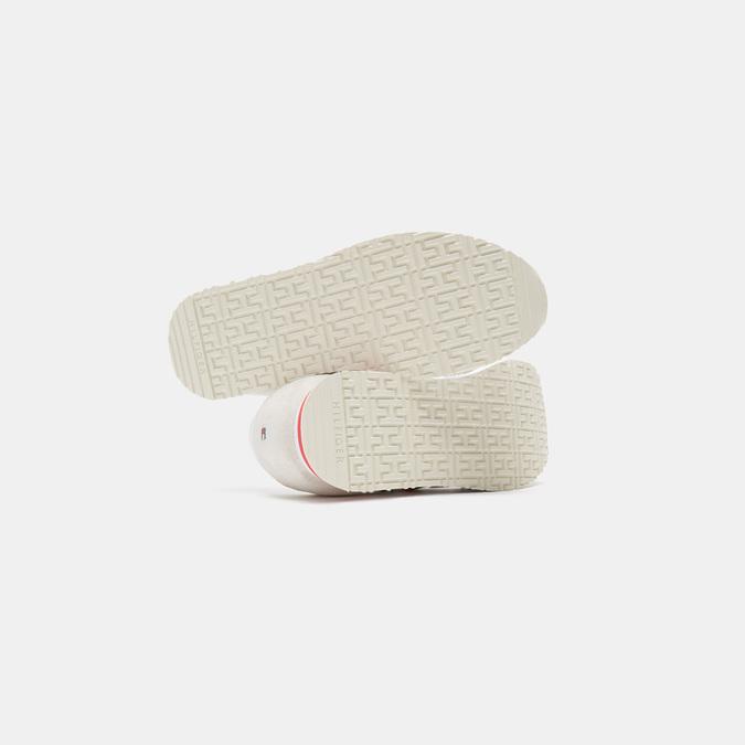 Baskets femme tommy-hilfiger, Blanc, 509-1181 - 19