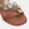 Sandales à bride bata-rl, Brun, 564-3916 - 26