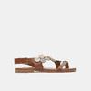 Sandales à bride bata-rl, Brun, 564-3916 - 13