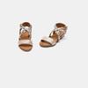 Sandales à bride bata, Beige, 564-8827 - 16