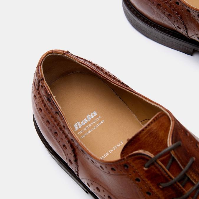Chaussures à lacets homme bata-the-shoemaker, Brun, 824-3842 - 19