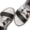 Sandales femme bata, Noir, 564-6874 - 19