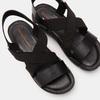 Sandales à bride weinbrenner, Noir, 564-6722 - 17