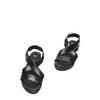 Sandales femme bata, Noir, 564-6820 - 26
