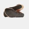 Sandales compensées weinbrenner, Brun, 764-4984 - 19