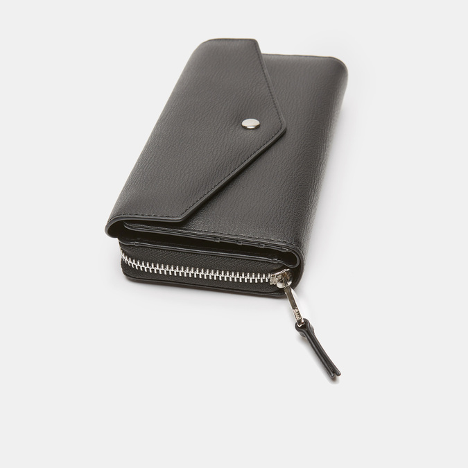 portefeuilles bata, Noir, 941-6112 - 26