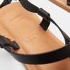 Sandales femme bata, Noir, 564-6854 - 16