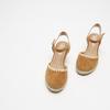 Sandales compensées bata, Brun, 769-3871 - 26