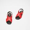 Sandales femme bata-rl, Rouge, 564-5846 - 26