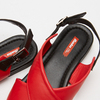 Sandales femme bata-rl, Rouge, 564-5846 - 17