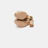 Sandales à talon large et à plateforme bata, Beige, 769-8865 - 19