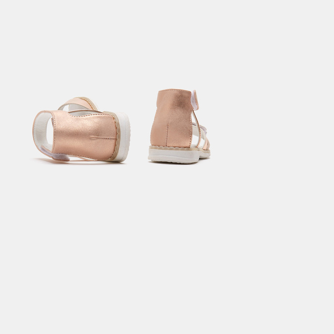 Sandales fille mini-b, Rose, 261-5264 - 15