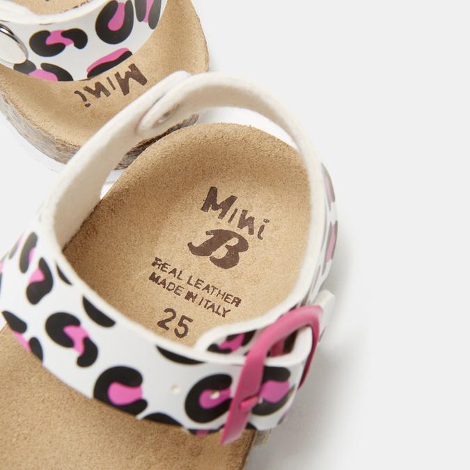 Sandales fille mini-b, multi couleur, 361-1435 - 17