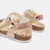 Sandales fille mini-b, Rose, 361-5434 - 26