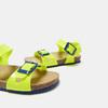 Sandales garçon mini-b, Jaune, 261-8265 - 15